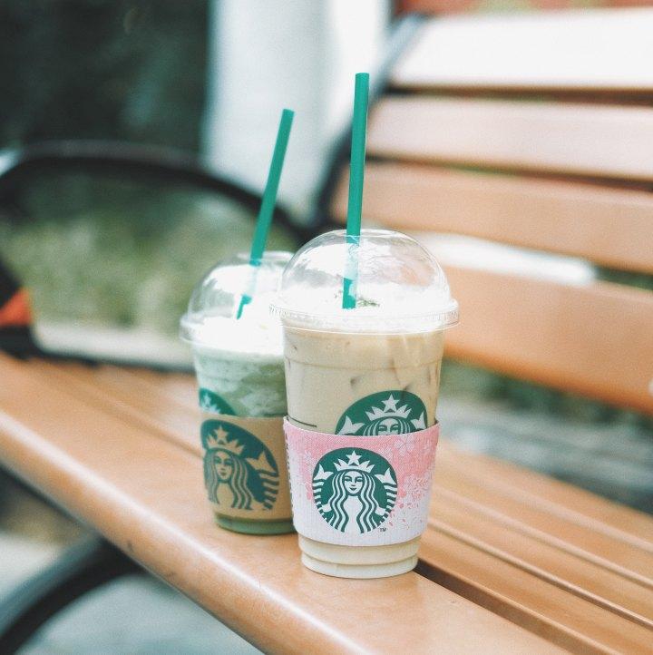 Starbucks + Beauty Pairings: Matcha-needed stressrelief